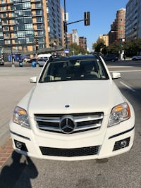 2012 Mercedes-Benz GLK350 4Matic Washington, 20003
