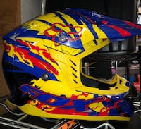 Brand new Fox racing helmets adult size Vancouver, V6A