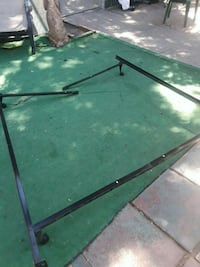 Bed frame $5 full and queen Stockton, 95206