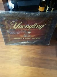 Yuengling picture in frame Lexington