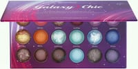 By cosmetics Galaxy chic Eyeshadow palette Santa Maria, 93458