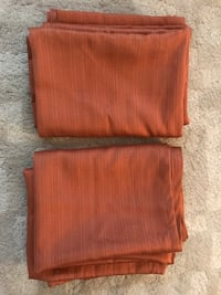 84 inch panel curtains- 2 panels