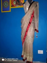 only saree with fall attached... Dehradun, 248005