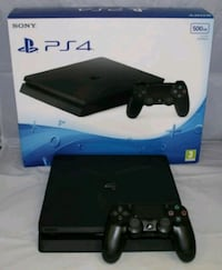 Playstation 4 Slim 500 GB  Oslo