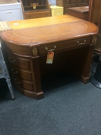 Vintage desk. Reduced to $129.