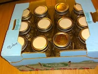 New unused Mason Pickling jar 1 dozen