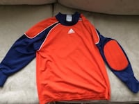 Adidas Goalie sweater with padded elbows Montréal, H3H