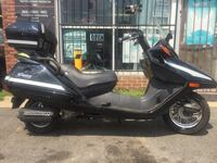 Almost new 250cc honda helix clone  North Brentwood, 20722