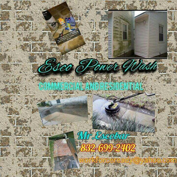 Peachy Used Esco Power Wash For Sale In Houston Letgo Interior Design Ideas Philsoteloinfo