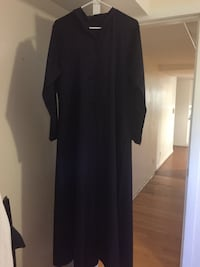 women's black long-sleeved dress Surrey, V4N 1Y4
