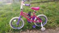 toddler's pink and purple bicycle Travelers Rest, 29690