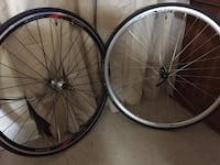 Alexrims with Bontrager Tires and Tubes Toronto, M5A 1W5
