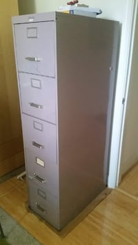 Metal filing cabinet (5-drawers) CHEVYCHASE