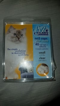 Soft Claws Nail Caps for Cats Columbus, 31904