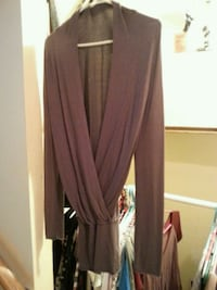 women's brown cardigan Calgary, T2T 4K6