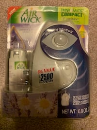 Air wick freshmatic Silver Spring, 20905