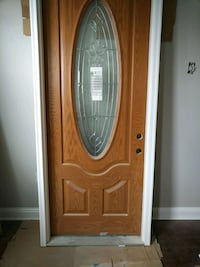Fiberglass 8ft tall x 3 ft Wide Front Entry Door New Orleans, 70119