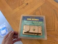 Home Security, night Latch, 2336 Mississauga