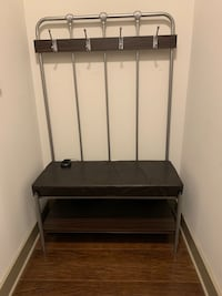 Coat Hook w/ Bench and Shelf Underneath Beltsville, 20705
