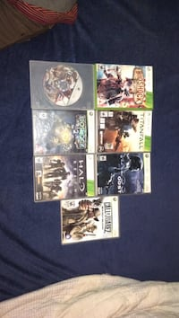 Xbox360 games Winnipeg, R2M 2C2