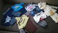 toddler's assorted clothes Toronto, M1C 2N1