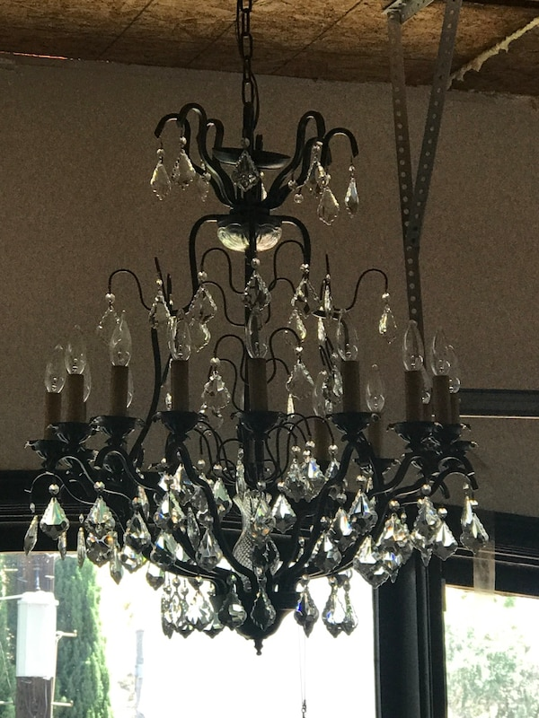 2 antique chandeliers - Used 2 Antique Chandeliers For Sale In Los Angeles - Letgo