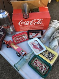 Vintage Coke collection all for only 70$ Glen Burnie, 21061