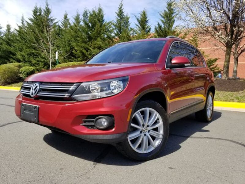 2012 Volkswagen Tiguan for sale 0