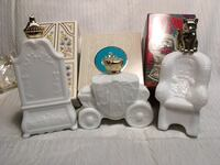 Vintage Avon Decanters $5 each 200 to choose  Taylor, 48180