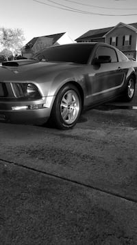 Ford - mustang - 2007 mild build