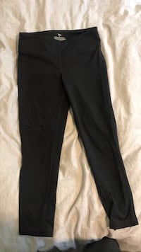 Black TNA leggings  Richmond Hill