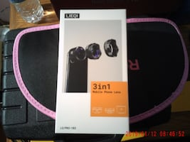 3 in 1 Mobile Phone Lens-Brand New