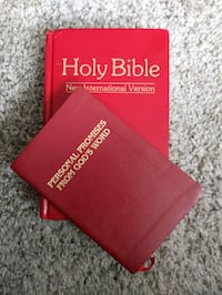 Holy Bible New International Version book Brampton, L6S 6H1