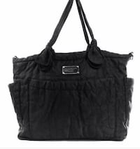 Marc by Marc Jacobs Large Quilted Tote In Black Toronto, M6G 3A6
