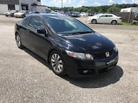 2009 Honda Civic Black Sussex, 07461