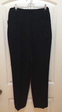 Women's Black Suit Pants  Herndon, 20171