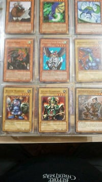 Yugioh cards earth attribute Huntington Park, 90255