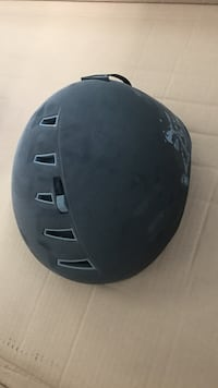 black and gray half-face helmet Calgary, T2X 0N4