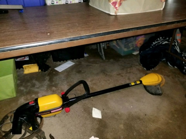 Rechargeable craftsman weed eater weedeater