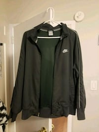 Nike zip-up track jacket  Mississauga, L5B 1E4