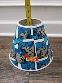 Batman Lampshade  Stafford Courthouse, 22554