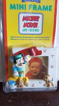 Mickey Mouse Minnie frame. New  Winchester, 22601