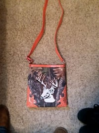 Deer over the head purse Oshkosh, 54902