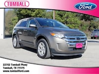 Ford Edge 2013 Tomball
