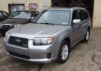 Subaru - Forester - 2008 Pittsburgh