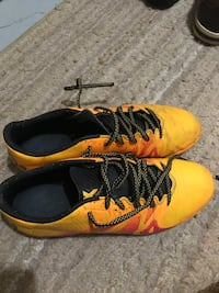 Adidas X 15.1 Indoor Cleats in Good Condition Mississauga, L5J 4M5