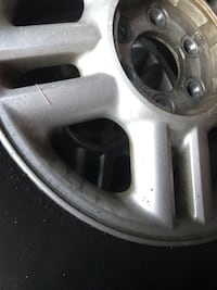 Ford Expedition tires/wheels