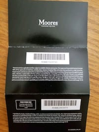 Moores 40% off or $40 off your next purchase Surrey, V3S 1V3