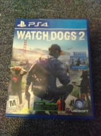 Watchdogs 2 PS4 lighty used St. Augustine, 32080