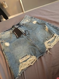 Fashionnova Jean Skirt New Westminster, V3M